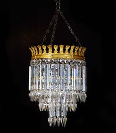 Nothing but Chandeliers: Context and Meaning | Glass chandelier ...