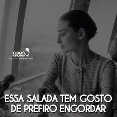 Sobre o almoço #OlhaSoKiridinha