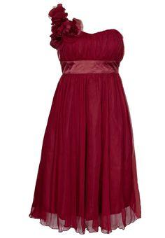 IVY - Cocktailkleid / festliches Kleid - merlot