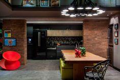 Casa Cor São Paulo – Rodrigo Costa e Alessandra Marques – ambiente: Lounge Gourmet da Brastemp.