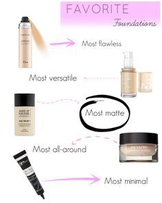 Makeup Wars: Favorite Foundations ~ Making Up the Midwest