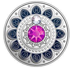 Royal Canadian Mint 2017 Coins Deals: Zodiak Pieces with Swarovski Crystals  Lion Dance Pure Silver Coin http://www.lavahotdeals.com/ca/cheap/royal-canadian-mint-2017-coins-deals-zodiak-pieces/180924?utm_source=pinterest&utm_medium=rss&utm_campaign=at_lavahotdeals