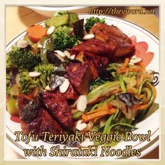 "New recipe on The ""V"" Word​ : Tofu Teriyaki Bowls plus a review of Nasoya​ products. Please share and enjoy! http://thevword.net/2015/02/tofu-teriyaki-bowls-and-nasoya-tofu.html"