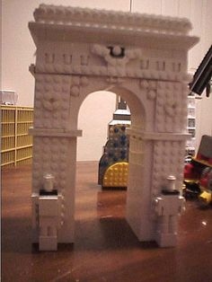 Styrofoam+sheet+projects | styrofoam arch