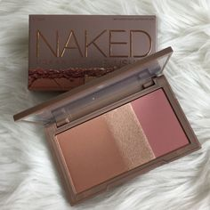 Urban Decay Naked Flushed Face Kit - Strip Brand New in Box. PRICE IS FIRM ON HERE. Urban Decay Makeup Blush