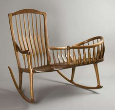 Scott Morrison Designs Rocking Chairs for Parents and Infants trendhunter.com