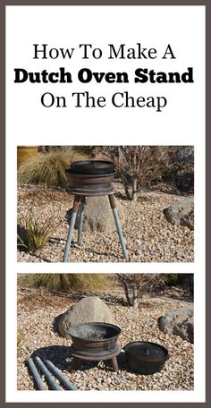Ideas For Cheap Camping Meals Dutch Ovens Cast Iron Dutch Oven, Cast Iron Cooking, Oven Cooking, Camping Cooking, Cooking 101, Cooking Games, Best Camping Meals, Camping Recipes, Backpacking Meals