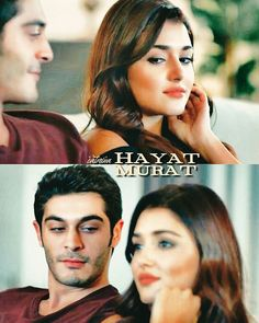 Cute Love Stories, Love Story, Hayat And Murat, Hande Ercel, Turkish Actors, Girl Face, My Favorite Things, Dramas, Movies