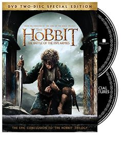 The Hobbit: The Battle of the Five Armies (Special Edition) (DVD+UltraViolet) - http://bluraydvdmovie.com/the-hobbit-the-battle-of-the-five-armies-special-edition-dvdultraviolet/