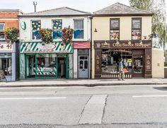Mr. Simms Olde Sweet Shoppe - Bray Town In County Wicklow (Ireland)