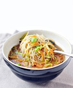 '5 minute' miso stew