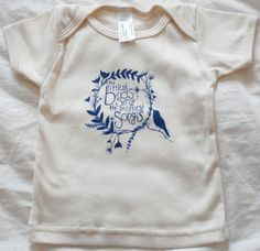 The Littlest Birds Sing The Prettiest Songs Organic by 1EyedCrow