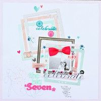 The Big Seven by corej from our Scrapbooking Gallery originally submitted 09/29/13 at 08:45 AM