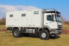 All Terrain Warriors Introduce All-New Bravo 4WD Camper | RV ...