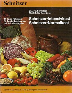 Schnitzer-Intensivkost Schnitzer-Normalkost * Ernährung Diät Gesundheit