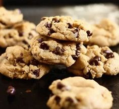 Cookies avec chocolat kinder au thermomix, une recette facile et rapide pour…