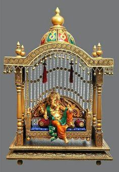 Shri Ganesh, Ganesha Art, Lord Ganesha, Krishna, Durga, Ganesha Pictures, Ganesh Images, Dagdusheth Ganpati, Ganesh Chaturthi Decoration