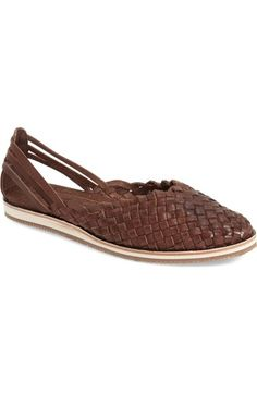 Tommy Bahama 'Frinna' Huarache Flat (Women) available at #Nordstrom
