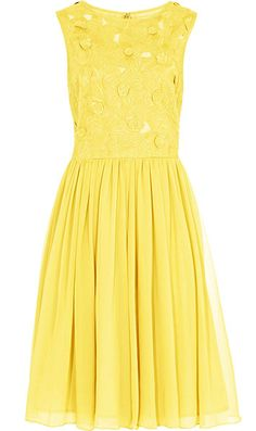 f0b9afe2e62 Key fashion trends of the season  Coloured dresses