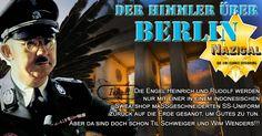 """""""Der Himmler über Berlin"""" // Die Jimi Kannix Erfahrung ### Der Himmel über Berlin, Himmler, Musical, Nazical, Parodie, Wim Wenders,"""