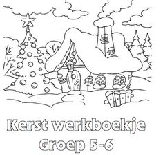 Kerst Werkboekje Groep 5-6