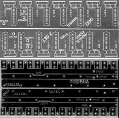 PCB Layout Transistor Booster final power amplifier