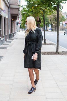Linden Leaf# dresses# wool/casmir#Riga#Latvia#2018 Linden Leaf, Riga Latvia, Wool Dress, Leaves, Dresses, Flower Girl Dress, Clothing, Skirts