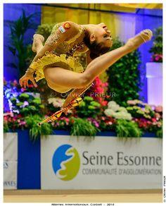 Margarita Mamun (RUS), Final Massues, 40ème Tournoi International GR Corbeil Essonne