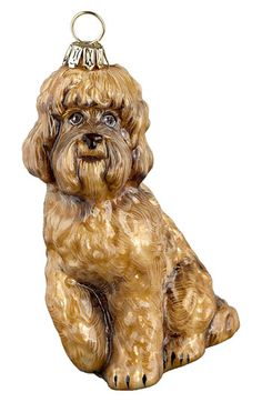 Joy to the World Collectibles 'Labradoodle' Ornament available at #Nordstrom