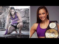 "Michelle Waterson MMA fighter ""The Karate Hottie"""