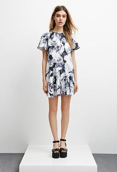 The Fifth Label Double The Love FLoral Dress | Forever 21 - 2000130263