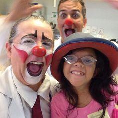 Gente bonita do Hospital São Paulo!