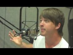 Mike Donehey- From Tenth Avenue North  l    Does Impressions haha not about god but hes from T.A.N.