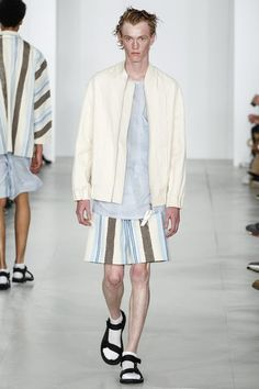 LouDalton primavera/verano 2017 para London Collections Men | El Blog De Akío