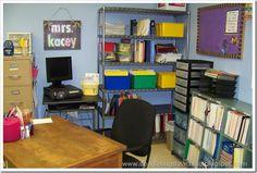 Teacher corner