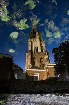 Delft, by Lennert van den Boom, via Flickr