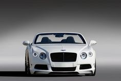 Visit The MACHINE Shop Café... ❤ Best of Bentley @ MACHINE ❤ (Classy Bentley Continental GTC)