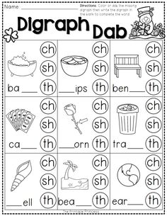 St. Pactrick's Day FREEBIE packet from The Printable Princess! addition, subtraction, silent e, and digraphs