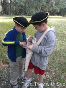 Fort Frederica in St. has one of the best junior ranger programs I've seen. Kids get a hat and haversack full of items for their quest. Back In Time, Travel With Kids, Programming, Ranger, Jr, Fun Stuff, Homeschool, Journey, Island