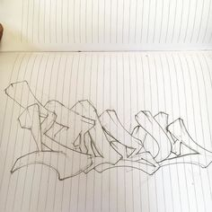 Back to basic #grafitti #oldschool #badmood #bad #boy #grafittiindonesia #sketch #blackbook