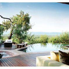 Molori Safari Lodge, Sudáfrica