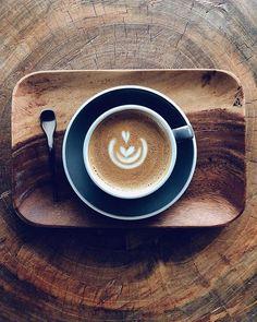 "COFFEE & EXCELLENCE on Instagram: ""Props to @noon.mohd . . . . . #cappuccino #coffeeart #barista #woodgrain #woodwork #coffeeculture #coffeecup"" #coffee #coffeenearme #pourovercoffee #cappuccino #espresso #bulletproofcoffee #frenchpress #nespressopods #starbucksdrinks #starbuckscups #coffeebeans #coffeeshops #coffeelove Café Latte, Coffee Latte Art, Coffee Barista, Coffee Cafe, My Coffee, Coffee Drinks, Morning Coffee, Coffee Beans, Mini Desserts"