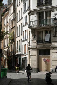 Rue Tiquetonne, Paris II