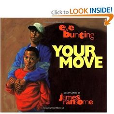 Your Move by Eve Bunting: An excerpt and lesson Great emergency or filler lesson for middle or lower level high schoolers. This lesson includes a novel excerpt from Your Move by Eve Bunting. Post Reading Activities, Eve Bunting, Read Aloud Books, Mentor Texts, Readers Workshop, Compare And Contrast, Children's Literature, Childrens Books, Kid Books
