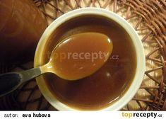 Karamel recept - TopRecepty.cz Food 52, Sweet Recipes, Ale, Pudding, Tableware, Dinnerware, Tablewares, Ales, Puddings