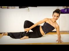 Pilates Toned And Tight: Das Anfänger Workout für einen perfekten Körper! - YouTube
