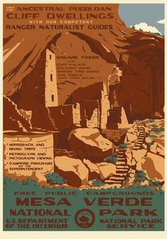 Went there as a little girl - it was really neat. Cool WPA Poster too.