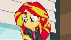 My little pony equestria girls rainbow rocks sunset shimmer