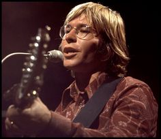 """John Denver-singer, composer, song writer Loved his music! His """"Annie's Song"""" was played at my wedding. So beautiful!!"""