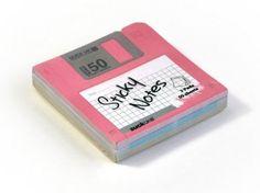 http://ift.tt/1NF5oPt SUCK UK Floppy Disk Klebezettel @salesiiju@